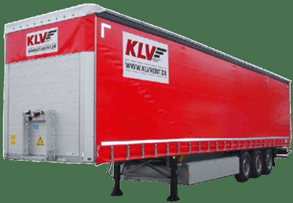 KLV Curtainsider