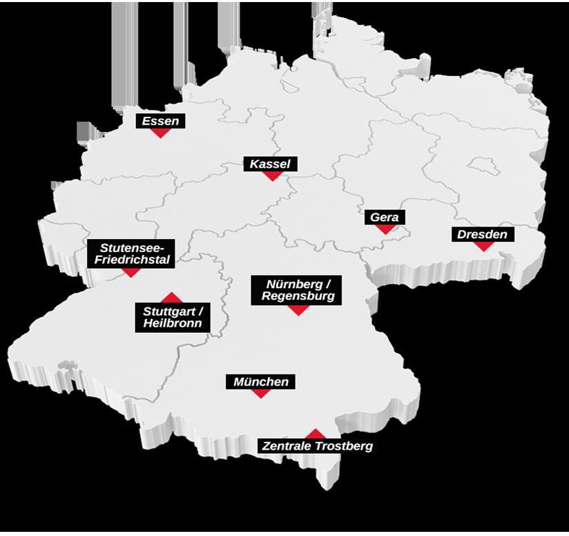 KLV-Map-Deutschland