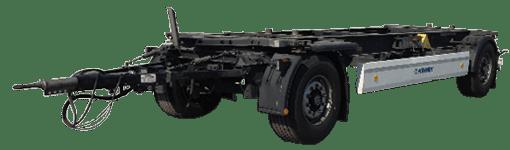 LKW-Anhänger Maxi für BDF-Fahrzeuge - Kein PKW Anhänger
