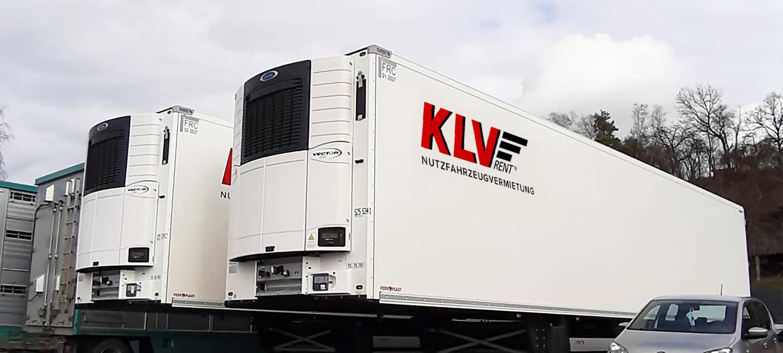 KLV-Kühlfahrzeuge