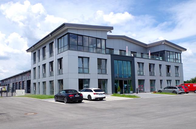 KLV-Gebäude