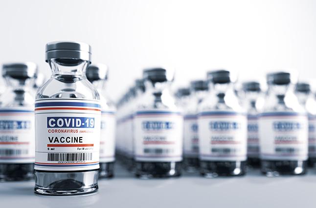 GDP-Zertifikat für Impfstofftransport